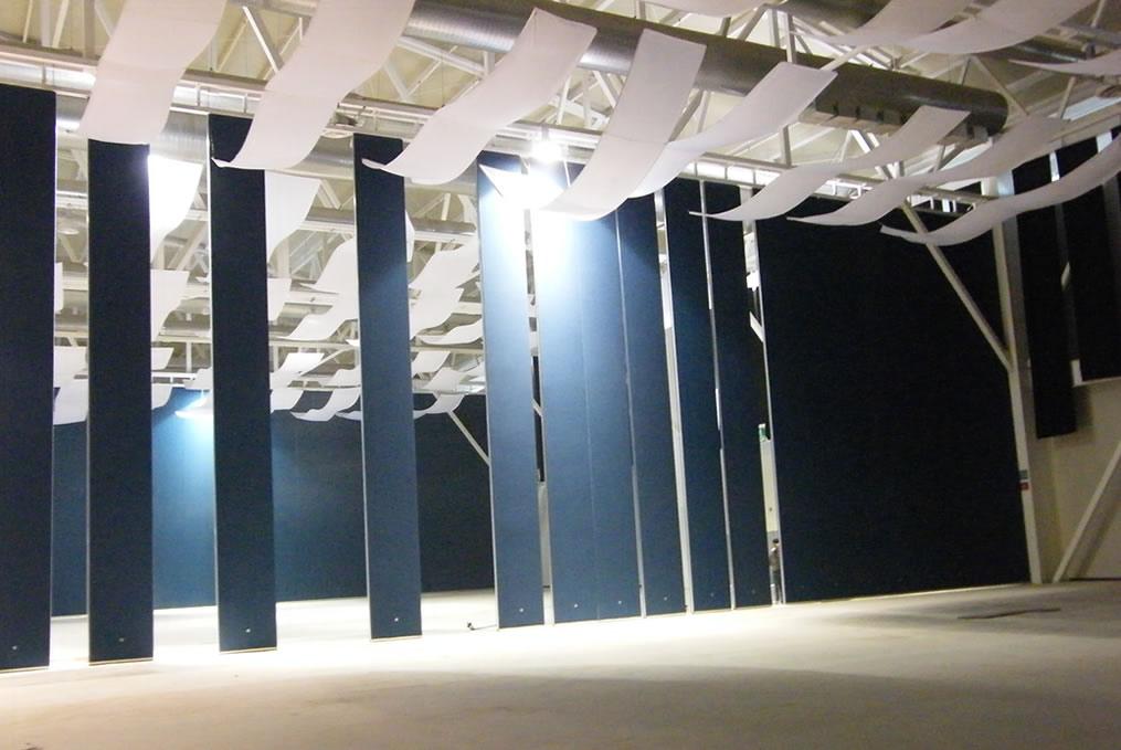 muros móviles